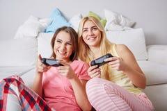 Партия пижамы для 2 Стоковые Фотографии RF