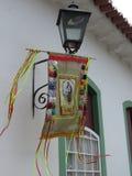 Партия Святого Венедикта и нашей дамы розария-Paraty - raibbon Стоковая Фотография RF
