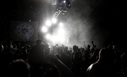 партия танцульки Стоковая Фотография RF
