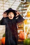 Партия хеллоуина для детей Стоковая Фотография RF