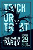 Партия хеллоуина ворона стоковая фотография rf