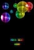 партия шариков Стоковое Фото