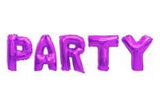 партия стоковое фото