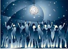 партия 2 ночей Стоковое Фото