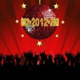 партия 2012 иллюстрация штока