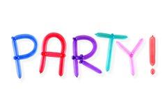 партия Стоковое Изображение