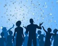 партия Стоковая Фотография RF