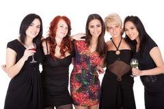 партия bachelorette Стоковая Фотография