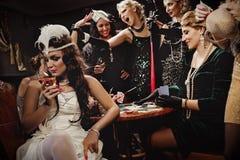 Партия Bachelorette Стоковое фото RF
