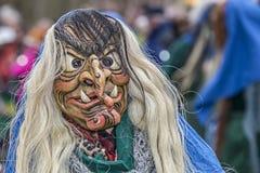 Партия Carneval ведьмы Стоковое фото RF