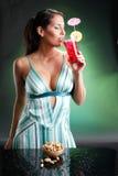 партия grenadine клюквы стоковая фотография rf