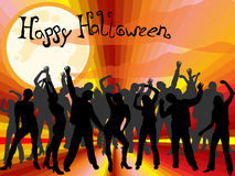 партия halloween иллюстрация штока