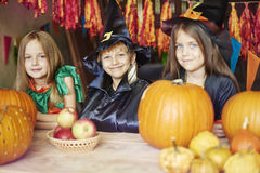 Партия Halloween Стоковая Фотография