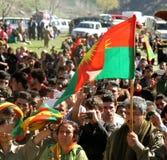 Партия Newroz Стоковые Изображения RF