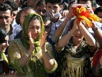 Партия Newroz стоковая фотография rf