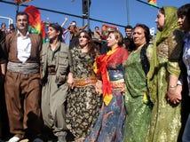 Партия Newroz стоковое фото