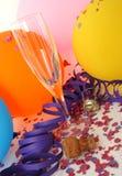 партия v Стоковая Фотография RF
