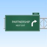 партнерство Стоковая Фотография RF