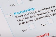 партнерство Стоковые Изображения