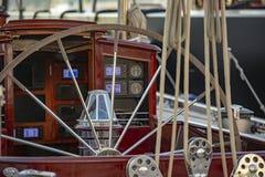 Парусник в гавани St Tropez стоковое фото