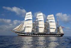 Парусное судно Стоковые Изображения RF