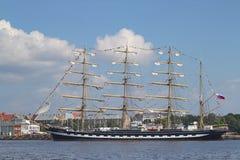 Парусное судно Стоковые Фотографии RF