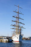 Парусное судно Стоковое Изображение RF