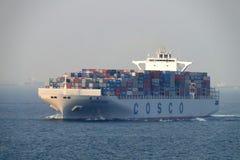 Парусные судна в проливе Малаккы Стоковая Фотография RF