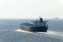 Парусные судна в проливе Малаккы Стоковое фото RF