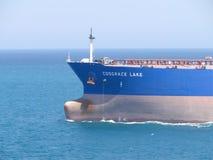 Парусные судна в проливе Малаккы Стоковые Изображения