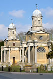 Башни церков на mistley Стоковое фото RF