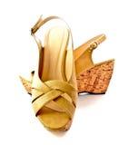 Пары ботинок 1 повелительницы Стоковое Изображение RF