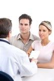 пары врачуют детенышей Стоковые Фото