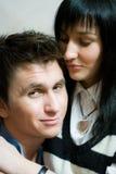 Пары в влюбленности Стоковое Изображение