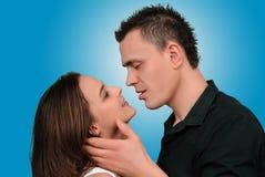 Пары в влюбленности Стоковые Изображения