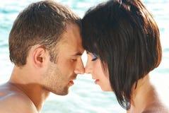 Пары влюбленности Стоковое Изображение RF