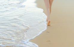 Пары женских ног Стоковая Фотография RF