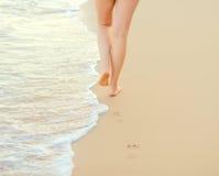 Пары женских ног Стоковые Изображения RF