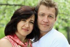 пары зреют Стоковые Фото