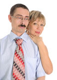 пары зреют Стоковое Изображение RF