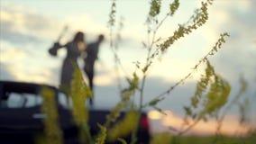 Пары имеют потеху на природе акции видеоматериалы
