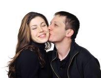 пары любят детенышей Стоковая Фотография