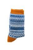 Пары носка хлопка для одежды Стоковые Изображения RF