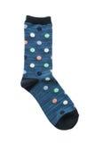 Пары носка хлопка для одежды Стоковая Фотография RF