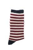 Пары носка хлопка для одежды стоковое изображение rf