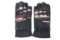Пары перчаток для охотиться Стоковое фото RF
