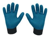 Пары перчаток для сверхмощной работы Стоковая Фотография