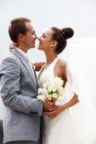 пары поженились заново Стоковые Фотографии RF