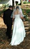 пары поженились Стоковые Изображения RF