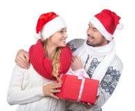 пары рождества Стоковая Фотография RF